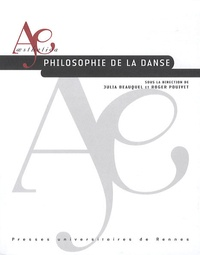 Julia Beauquel et Roger Pouivet - Philosophie de la danse.