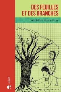Julia Billet - Des feuilles et des branches.