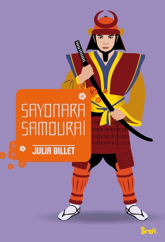 Julia Billet - Sayonara samouraï.