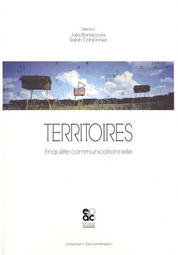 Territoires. Enquête communicationnelle