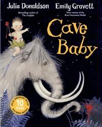 Julia Donaldson et Emily Gravett - Cave Baby.