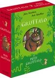 Julia Donaldson et Axel Scheffler - Gruffalo et petit Gruffalo.