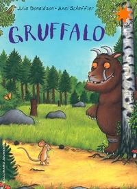 Julia Donaldson et Axel Scheffler - Gruffalo. 1 CD audio