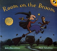 Julia Donaldson et Axel Scheffler - Room on the Broom.