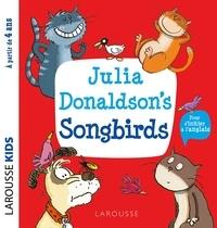 Julia Donaldson - Songbirds.