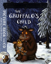 Julia Donaldson et Axel Scheffler - The Gruffalo's Child. 1 CD audio