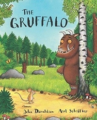 Julia Donaldson - The Gruffalo.