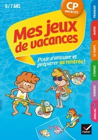 Julia Georges - Mes jeux de vacances 2020 du CP vers le CE1 6/7 ans.