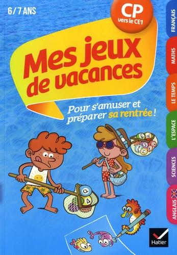 Julia Georges - Mes jeux de vacances - CP vers le CE1.