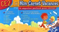 Julia Georges - Mon Carnet Vacances CE2.