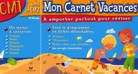 Julia Georges - Mon Carnet Vacances CM1.
