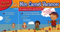 Julia Georges - Mon Carnet Vacances Petite Section vers la Moyenne Section.