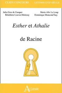 Julia Gros de Gasquet et Bénédicte Louvat-Molozay - Ester et Athalie de Racine.