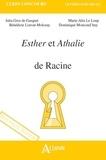 Julia Gros de Gasquet et Marie-Alix Le Loup - Esther et Athalie de Racine.