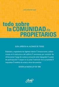 Julia Infante Lope - Todo sobre la comunidad de propietarios.