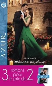 Julia James et Leah Ashton - Pack 3 pour 2 Azur - Décembre 2021.