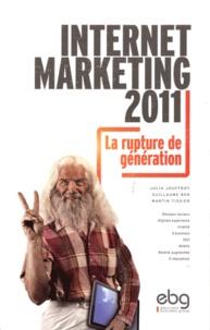 Julia Jouffroy et Martin Tissier - Internet Marketing.