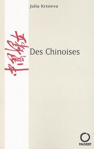 Julia Kristeva - Des Chinoises.