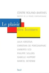 Julia Kristeva et Umberto Eco - Le plaisir des formes.