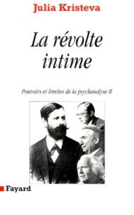 POUVOIRS ET LIMITES DE LA PSYCHANALYSE. Tome 2, La révolte intime (Discours direct).pdf