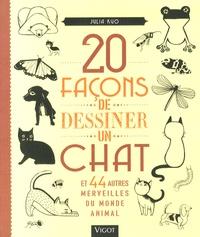 Era-circus.be 20 façons de dessiner un chat et 44 autres merveilles du monde animal Image