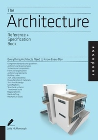 Julia McMorrough - The architecture - Reference & specification book.
