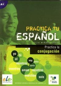 Julia Miñano Lopez - Practica la conjugacion.