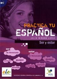 Julia Miñano Lopez - Ser y estar.