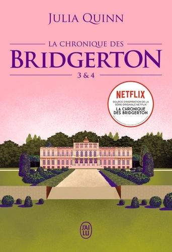 La chronique des Bridgerton Tome 3 et 4 Benedict ; Colin