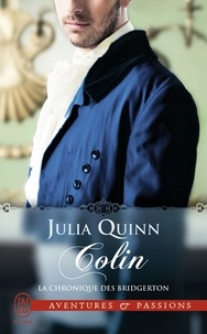 Julia Quinn - La chronique des Bridgerton Tome 4 : Colin.