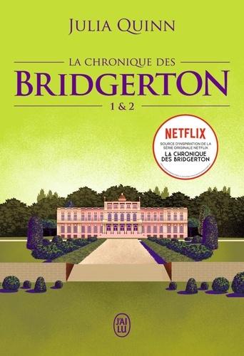 La chronique des Bridgerton Tomes 1 et 2 - Daphné et le duc ; Anthony - Format ePub - 9782290256343 - 11,99 €