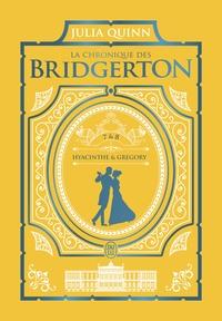 Julia Quinn - La chronique des Bridgerton Tomes 7 et 8 : .