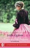 Julia Quinn - Les Rokesby Tome 1 : A cause de Mlle Bridgerton.