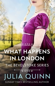 Julia Quinn - What Happens In London.