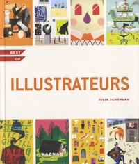 Julia Schonlau - Best of illustrateurs.