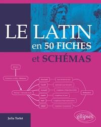 Histoiresdenlire.be Le latin en 50 fiches et schémas Image