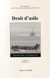 Julian Fernandez et Caroline Laly-Chevalier - Droit d'asile - Etat des lieux et perspectives.