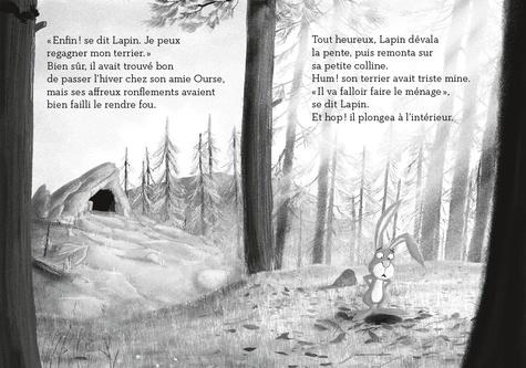 Ourse & Lapin  Un intru dans la vallée