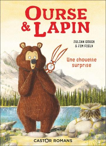 Ourse & Lapin  Une chouette surprise