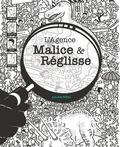 Julian Press - L'agence Malice & Réglisse  : Alerte au Dinopark ! - 60 énigmes à résoudre en s'amusant.