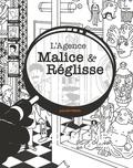 Julian Press - L'agence Malice & Réglisse  : Opération dragon jaune - 60 énigmes à résoudre en s'amusant.