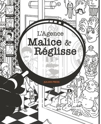 Histoiresdenlire.be L'agence Malice & Réglisse Image