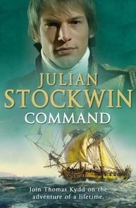 Julian Stockwin - Command - Thomas Kydd 7.