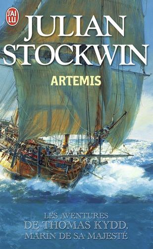 Julian Stockwin - Les aventures de Thomas Kydd, marin de Sa Majesté Tome 2 : Artémis.
