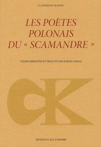 """Julian Tuwin et Jan Lechon - Les poètes polonais du """"scamandre""""."""