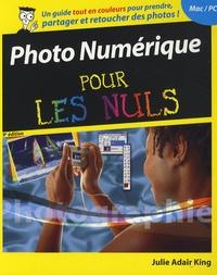 Julie Adair King - Photo Numérique pour les Nuls.