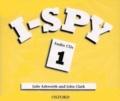Julie Ashworth et John Clark - I-Spy 1 - 2 CD audio.