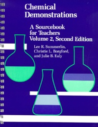 CHEMICAL DEMONSTRATIONS. A Sourcebook for Teachers, Volume 2, 2nd Edition.pdf