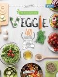 Julie Bavant - Mes petits plats 100% veggie - 40 recettes plaisir & santé.
