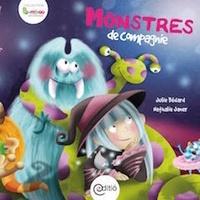 Julie Bédard et Nathalie Janer - Monstres de compagnie - Collection BAMBOU.